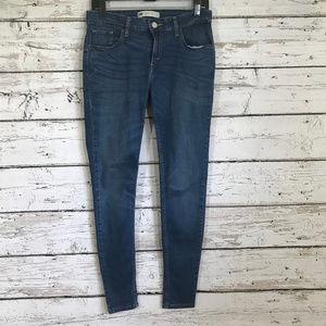 Levis Leggings Medium Wash Jeans